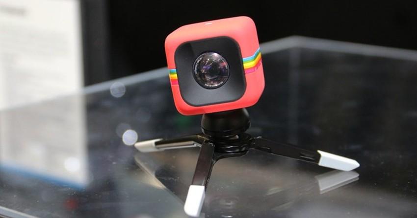 CES 2014: Polaroid apresenta minicâmera C3 para competir com as 'action cam'