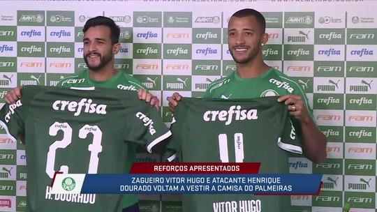 A leveza de que o Palmeiras precisa