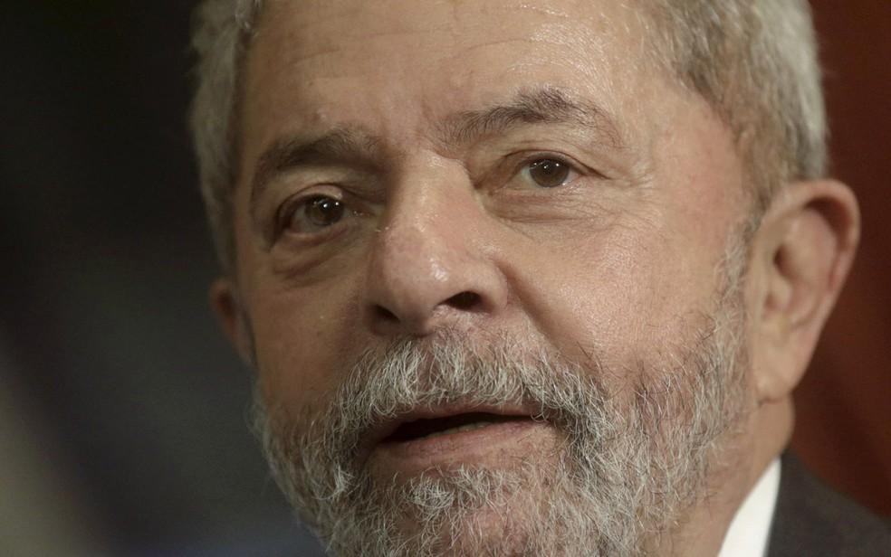 O ex-presidente Luiz Inácio Lula da Silva (Foto: Ricardo Moraes / Reuters)