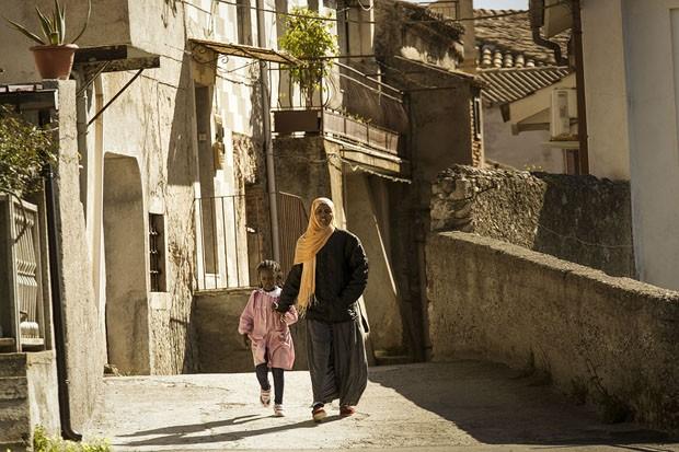 Riace: cidade fantasma na Itália renasce graças a refugiados (Foto: Silvana Rosso)