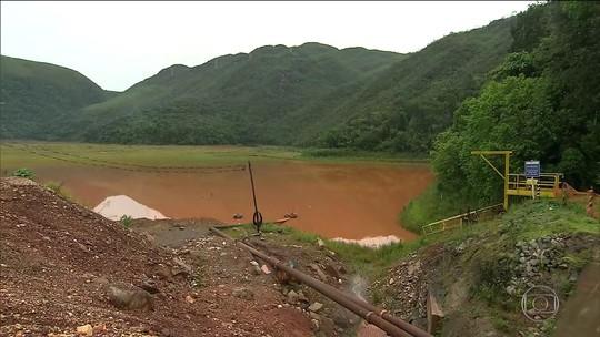 Laudo técnico usado em liminar contra mineradora em MG aponta risco de rompimento de barragens