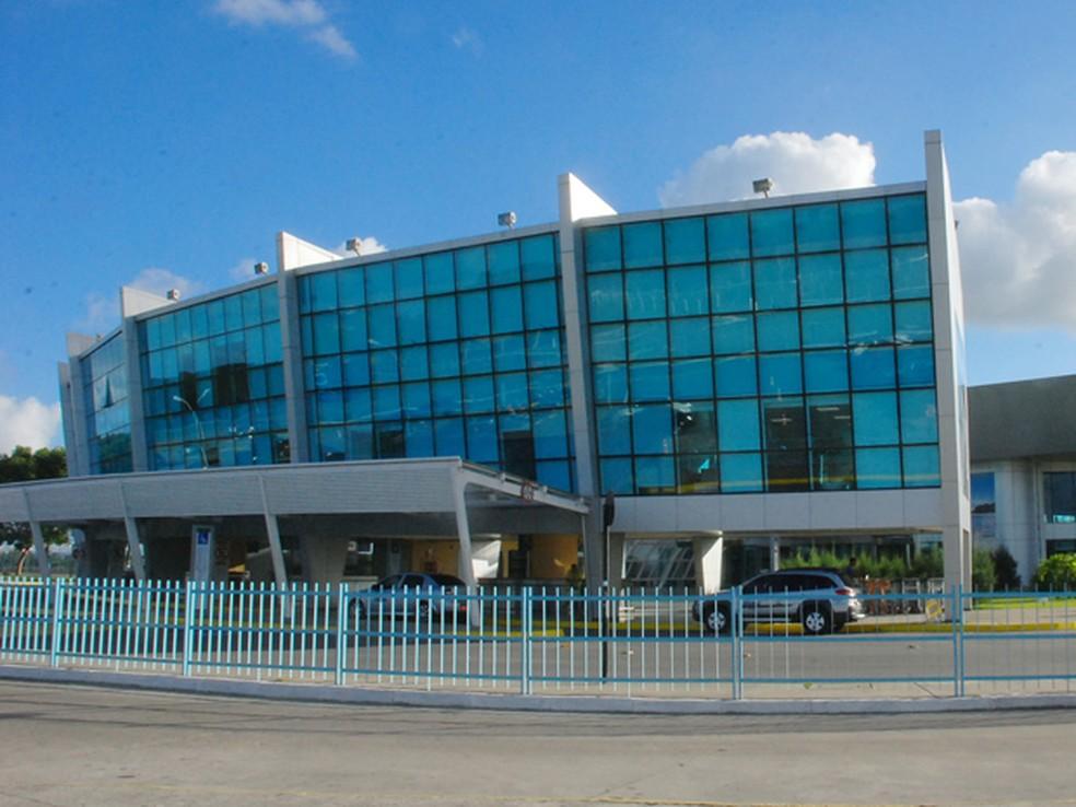 Aeroportos de João Pessoa e Campina Grande são leiloados nesta sexta-feira (15) — Foto: Kleide Teixeira/Jornal da Paraíba