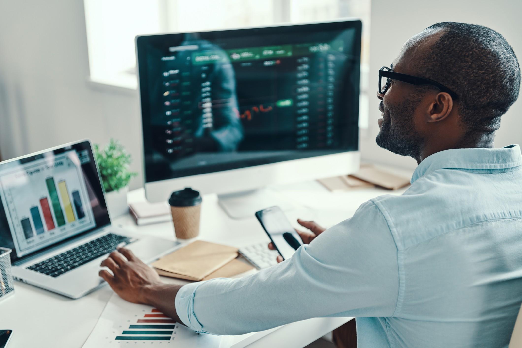 Saiba quais são as tecnologias que estão revolucionando o mercado financeiro