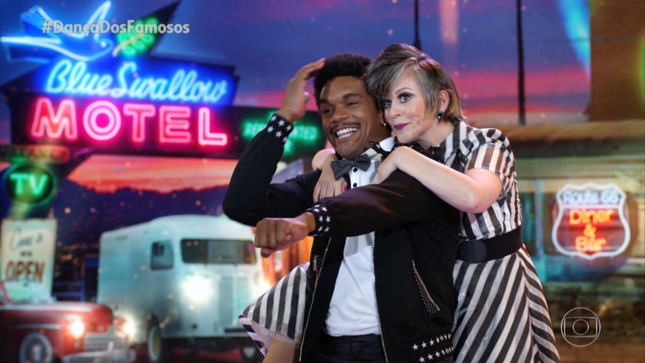 Guta Stresser e Marcus Lobo dançam 'Help'