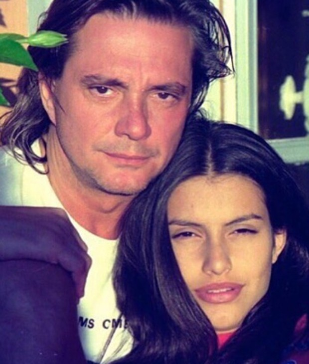 Fábio Jr. e Cleo (Foto: Reprodução/Instagram)