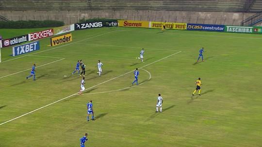 Melhores momentos: São Bento 0 x 1 Londrina pela 12ª rodada do Brasileiro da Série B