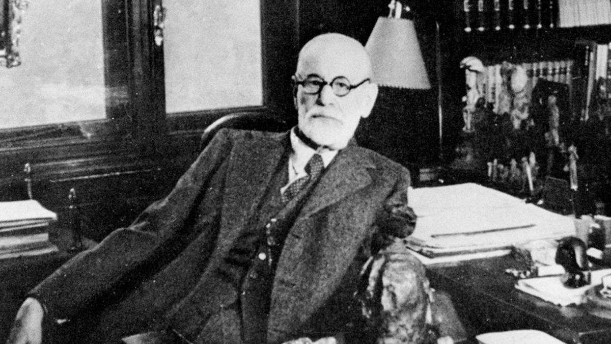 Freud (Foto: Reprodução)