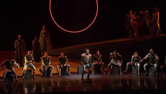 Musical mistura lenda do Rei Arthur com sucessos de Raul Seixas