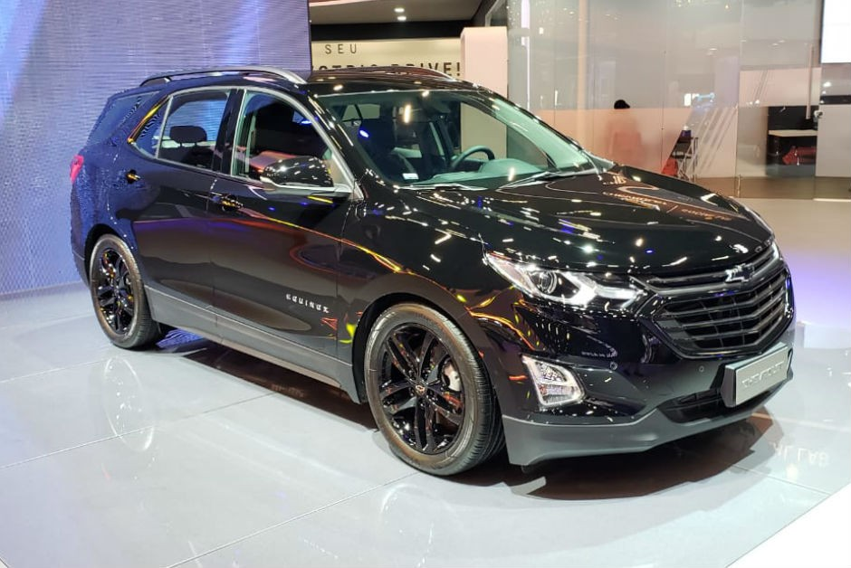 Chevy Midnight Edition >> Chevrolet Equinox deve ser o próximo integrante da família ...