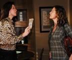 Claudia Raia e Patricia Pillar em 'A favorita' | João Miguel Júnior/TV Globo
