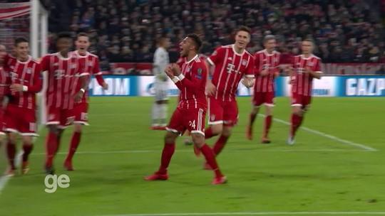 Besiktas volta ao mata-mata após 31 anos e visita o Bayern, quase imbatível em casa