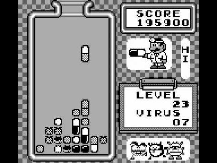 Dr Mario trouxe puzzles para o universo do encanador (Foto: Reprodução/YouTube)