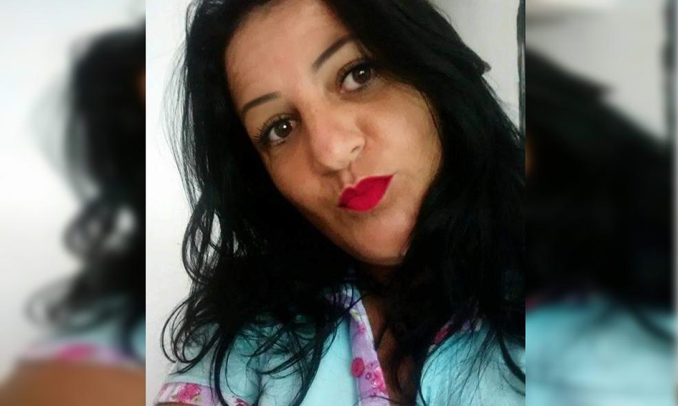 Lucimar Pereira da Silva foi morta a tiros aos 47 anos em Santa Fé do Sul — Foto: Arquivo Pessoal