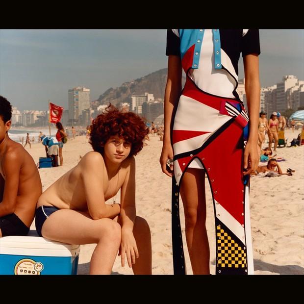 Fotografia de Jamie Hawkesworth feita no Rio de Janeiro (Foto: Divulgação/Jamie Hawkesworth)