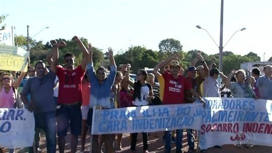 Moradores de quatro cidades entram na justiça contra Usina de Estreito