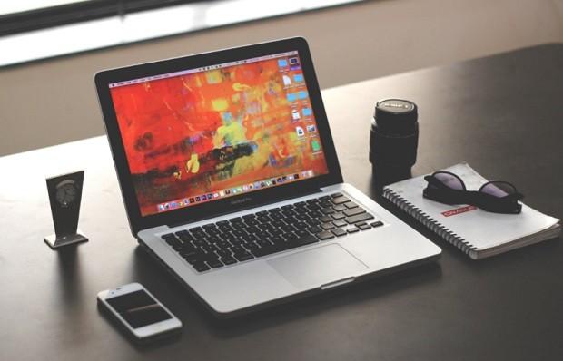 Desktop - notebook - produtividade - trabalho - produzir -  (Foto: Pexels)