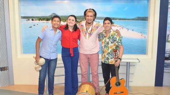 Bate Papo Cultural com o músico e compositor Silvan Galvão