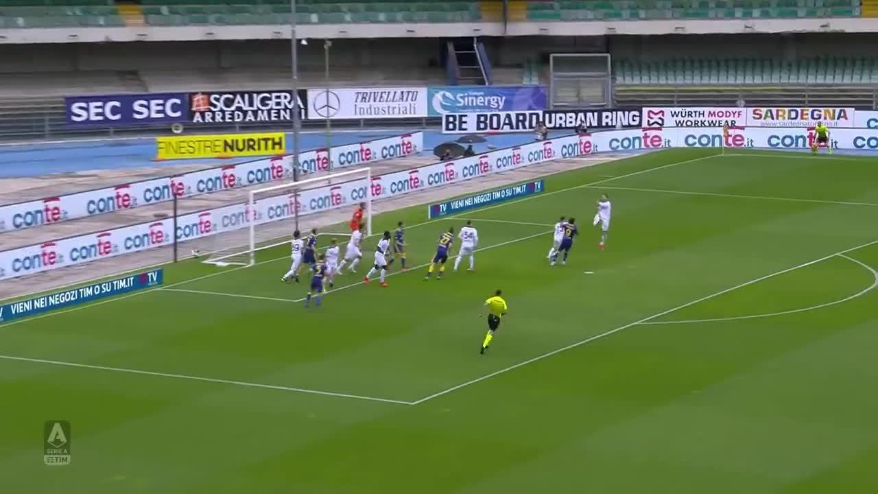 Melhores momentos: Hellas Verona 1 x 1 Spezia pelo Campeonato Italiano