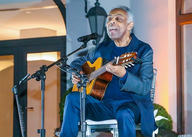 Gilberto Gil (Foto: Manuela Scarpa/Brazil News)
