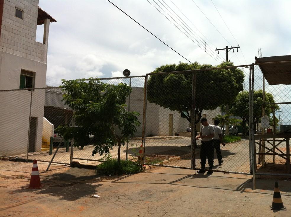 Presídio Alvorada opera com quase 100 presos a mais da capacidade  (Foto: Thiago França/G1)