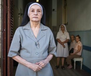 Joana Fomm em 'Sob pressão' | Raquel Cunha/TV Globo