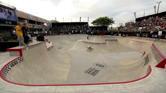 Competindo em casa, Murilo Peres mostra que o skate está no DNA de São Paulo