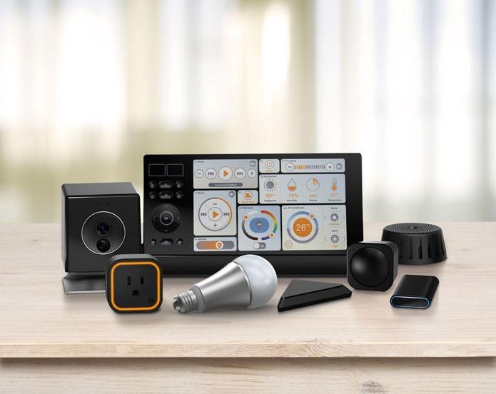 Kit possui vários acessórios para customizar casa de acordo com a necessidade (Foto: Reprodução/Oomi)