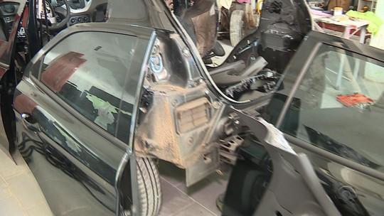 Polícia prende seis pessoas por suspeita de desmanche de veículos em Porto Alegre