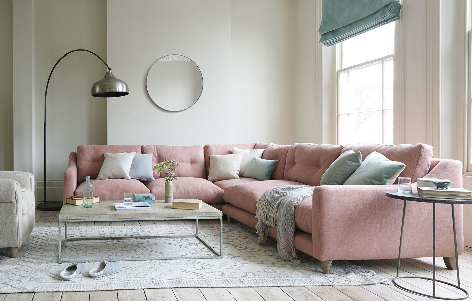 Sofá em L: como usar e 11 modelos lindos (Foto: reprodução)