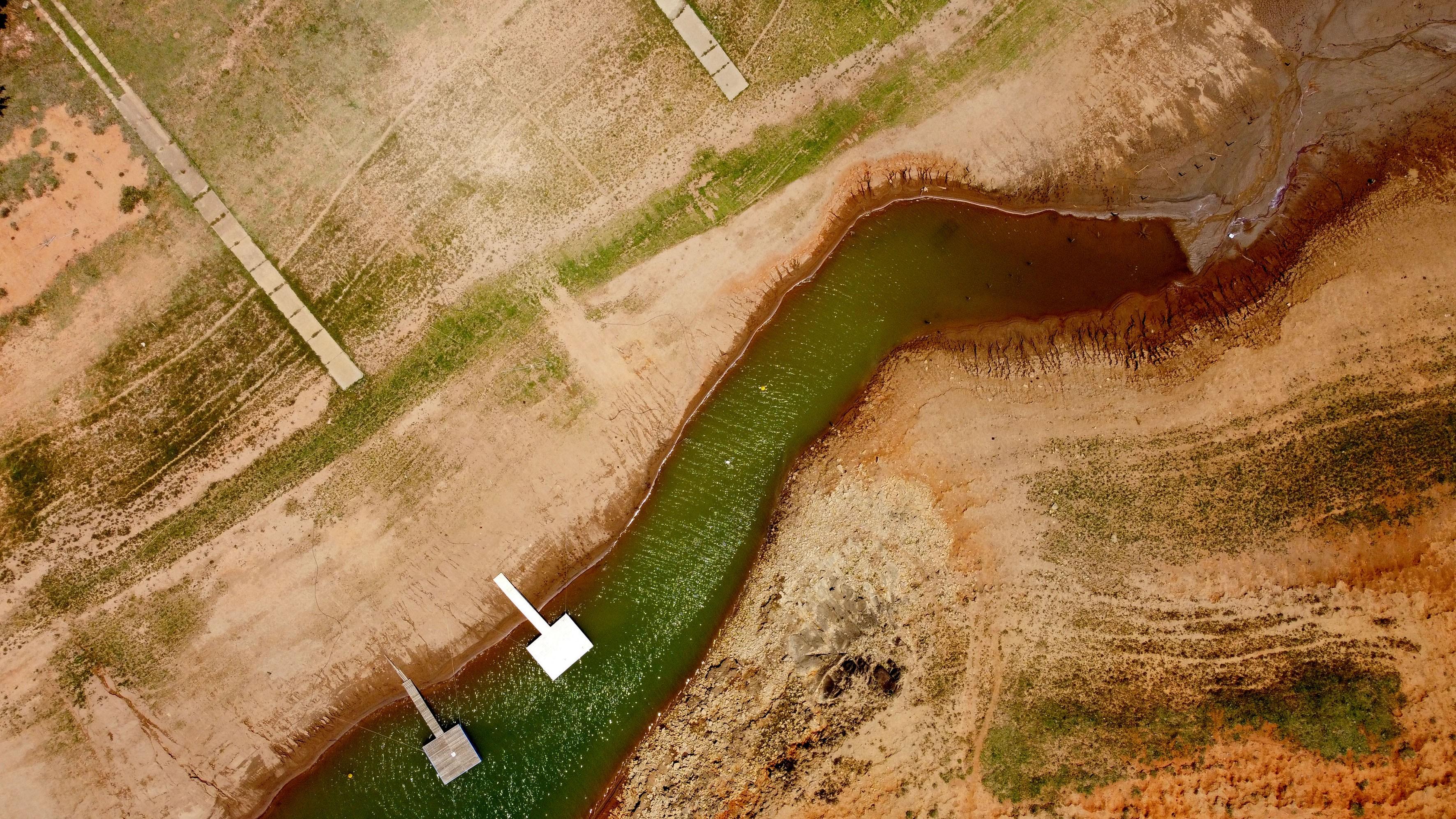 Sabesp pode transferir a partir deste sábado água do Paraíba do Sul para o Cantareira