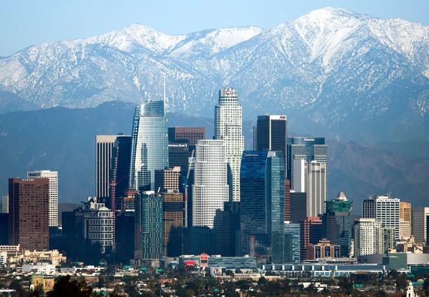 Los Angeles (Foto: Reprodução/Wikimedia Commons)