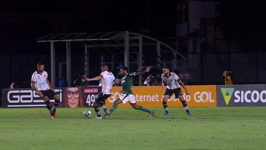 Central do Apito: Sandro Meira Ricci diz que segundo gol do Palmeiras contra o Vasco foi irregular