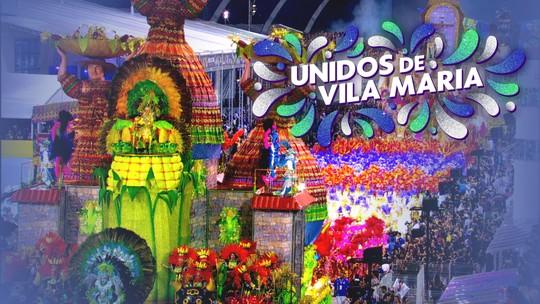 Unidos de Vila Maria - Grupo Especial (SP) - Íntegra do desfile de 02/03/2019