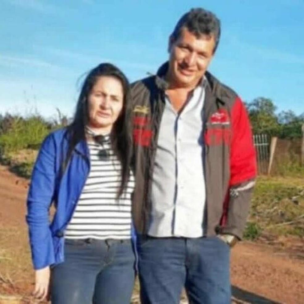 Tatiana e Valdir Hennig são empresários  — Foto: Divulgação