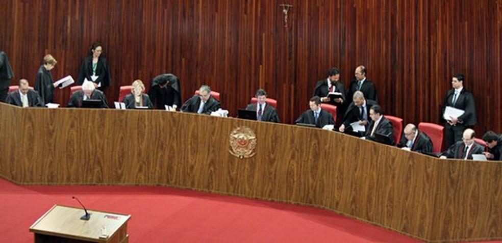 Ministros decidiram pela cassação de Marcelo Miranda (Foto: Divulgação/TSE)