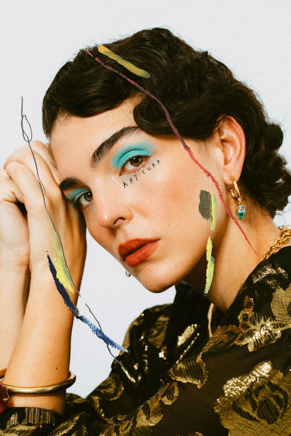 Julia Konrad (Foto: Foto: Gabryel Sampaio @gabryelsampaio_ Stylist : Luan Ventilari @luanventilari Beauty: Leila Turgante @leilaturgante Arte: Hendrel C. @hendrelc)