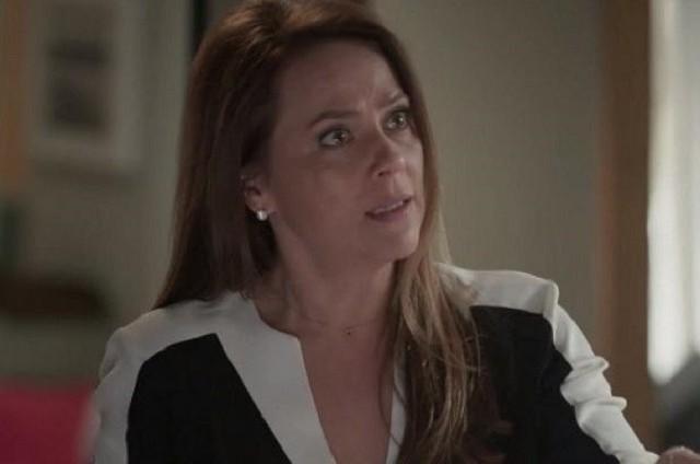 Vivianne Pasmanter, a Lili de 'Totalmente demais' (Foto: Reprodução)