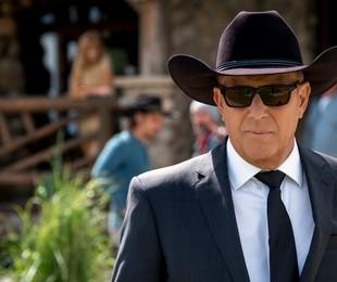 Kevin Costner em 'Yellowstone' | Divulgação