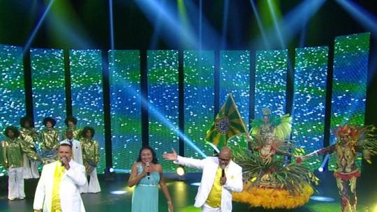 Samba-enredo da Unidos do Peruche no Carnaval 2016