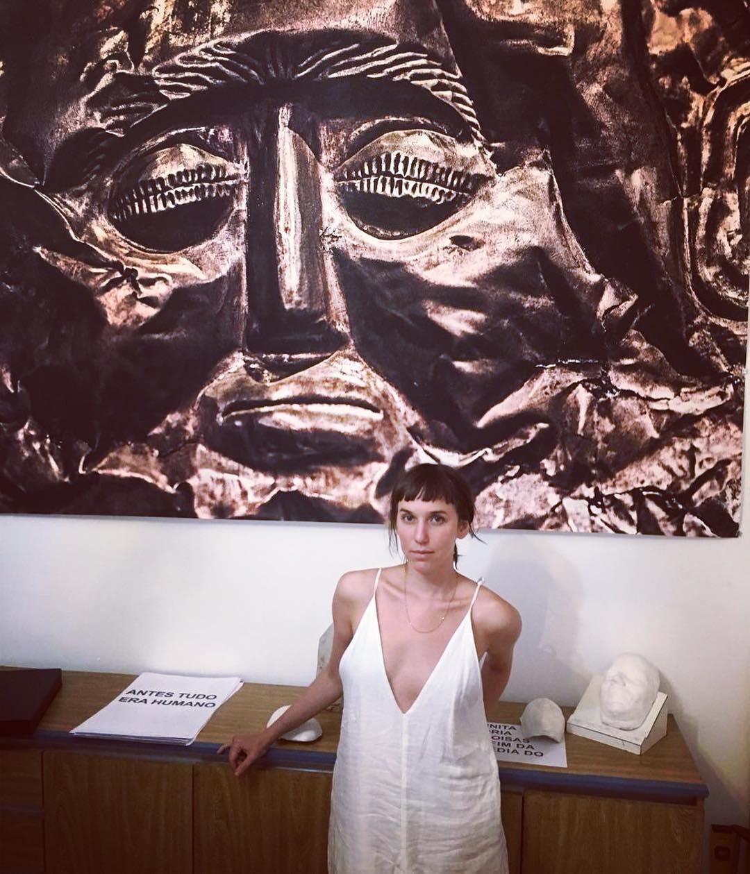 33ª Bienal de Arte de São Paulo (Foto: reprodução/Instagram)