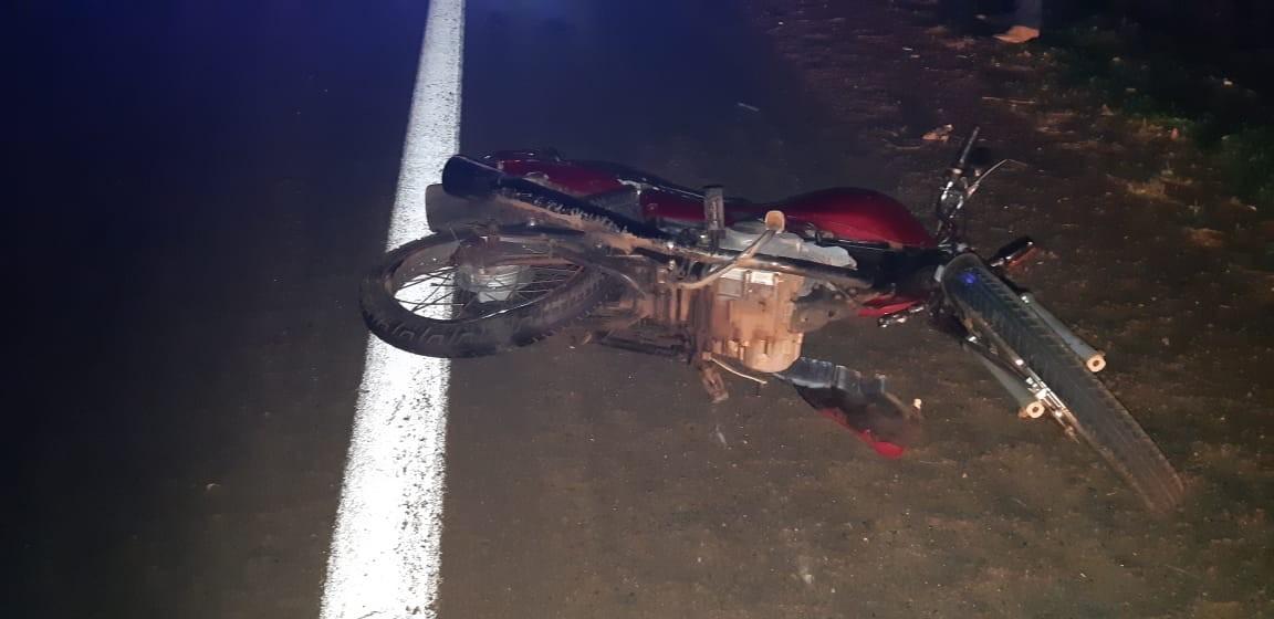 Motociclista morre após cair de moto e ser atropelado por carro na BR-369, diz PRF