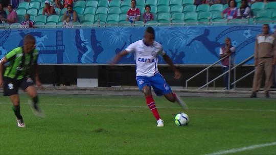 Após triunfo sobre América-MG, Enderson exalta superação do Bahia