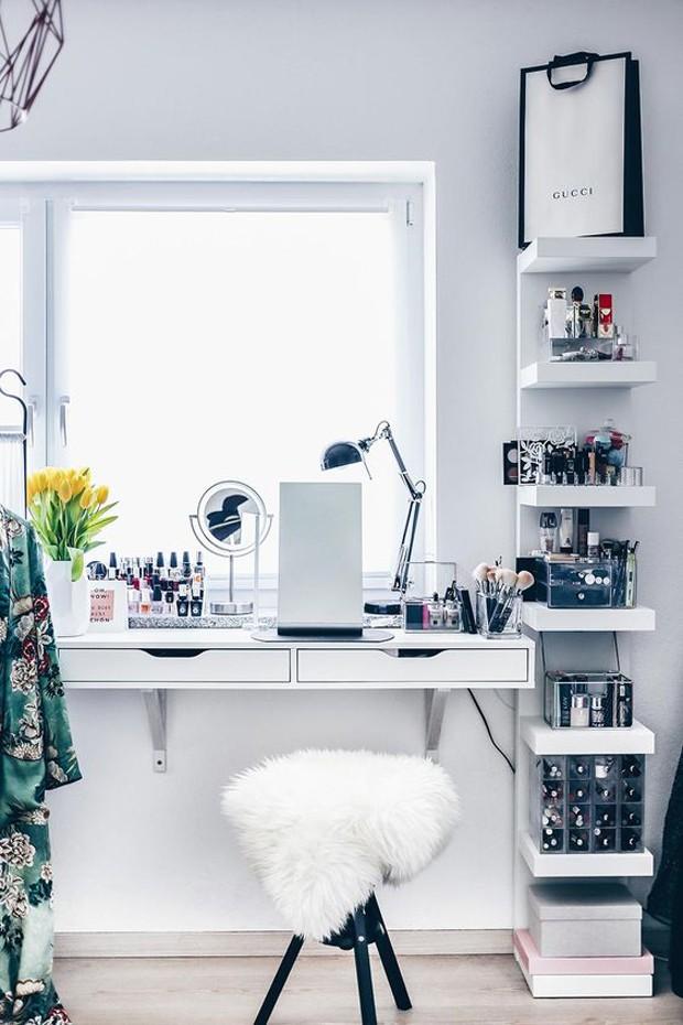 Decoração de penteadeira: 6 estilos para você se inspirar (Foto: Divulgação)