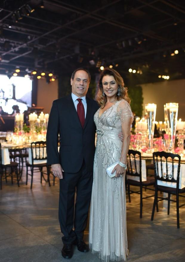 Mauro e Lilian Tunes (Foto: Lu Prezia)