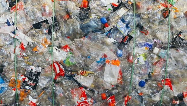 Plástico reciclado pela Infinitum (Foto: Reprodução/Infinitum)