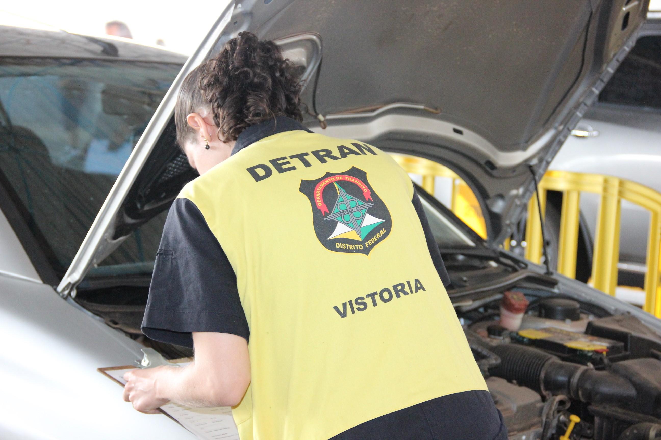 Justiça autoriza realização de vistorias veiculares por empresas privadas no DF