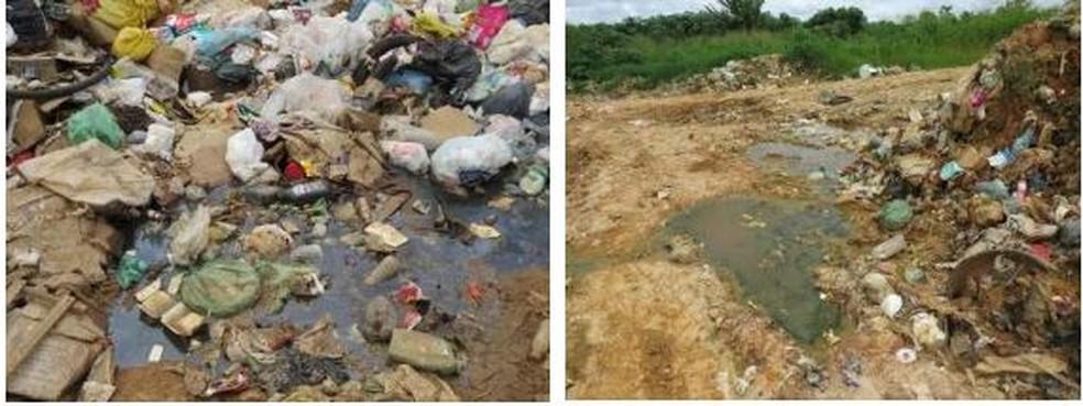 Prefeitura de Xapuri estaria descumprindo medidas estabelecidas em TAC  — Foto: Arquivo/Ministério Público do Acre