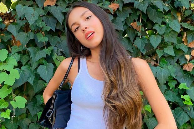Olivia Rodrigo (Foto: Reprodução/ Instagram)