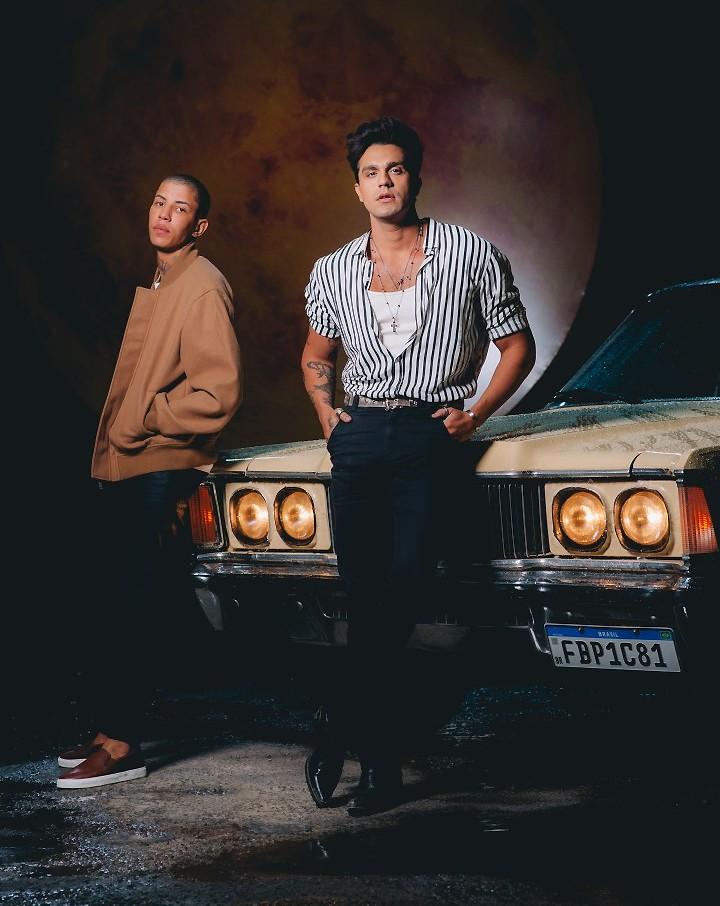 Luan Santana segue a batida do funk de MC Don Juan no single 'Sorria'