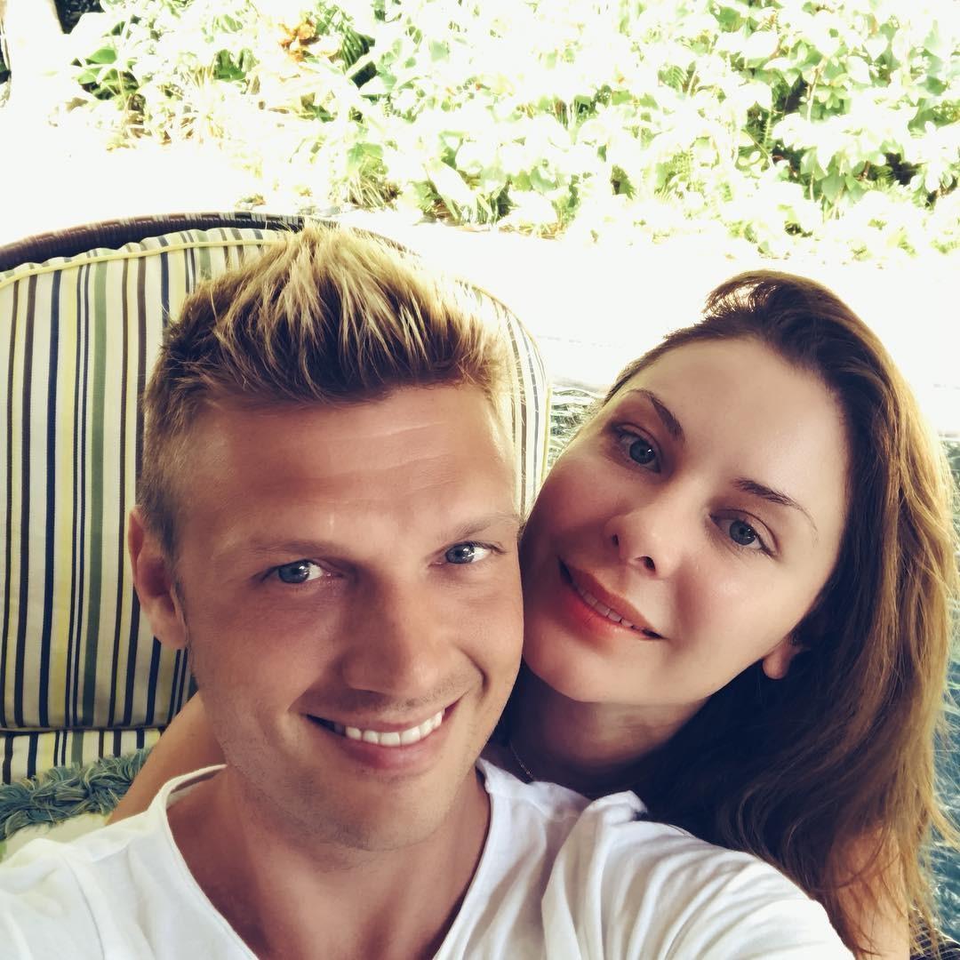 Nick e Laura esperavam uma menina (Foto: Reprodução/Instagram)